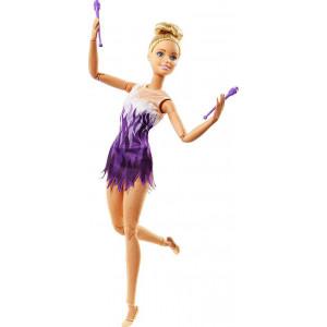 Barbie Αθλήτρια Ρυθμικής Γυμναστικής (FJB18)