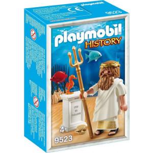 Playmobil Θεός Ποσειδώνας 9523