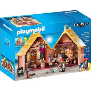 Playmobil Βαλιτσάκι Ταβέρνα των Πειρατών 9112 Κωδ. 787.342.229