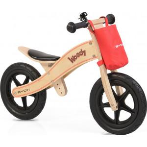 Ποδήλατο Ισορροπίας Ξύλινο Natural Cangaroo