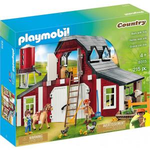 Playmobil Αγρόκτημα με Σιλό 9315 Κωδ. 787.342.232