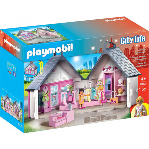 Playmobil Βαλιτσάκι Κατάστημα Ρούχων 9113 Κωδ. 787.342.230