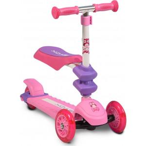 Πατίνι Byox Pop 2 In 1 Pink (3800146255787)