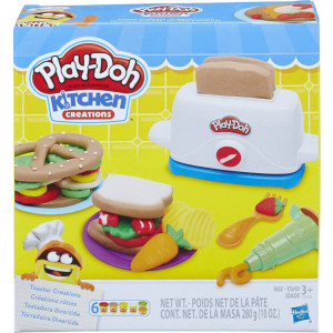 Play-Doh Kitchen Creations Toaster (E0039)