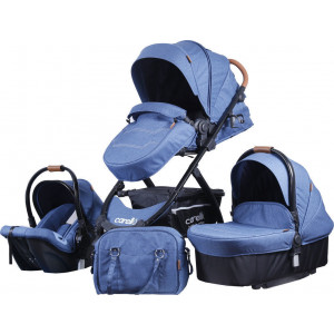 Carello Trio M30 Blue Jeans.Προσφορά μέχρι εξανλτήσεως (237.097.001)