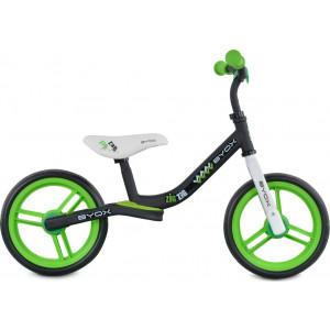 Ποδήλατο Ισορροπίας Zig zag green byox
