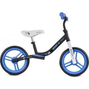 Ποδήλατο Ισορροπίας Zig zag blue byox