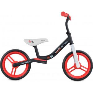 Ποδήλατο Ισορροπίας Zig zag red byox