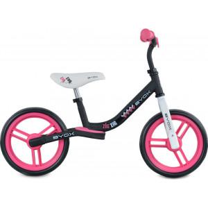 Ποδήλατο Ισορροπίας Zig zag pink byox