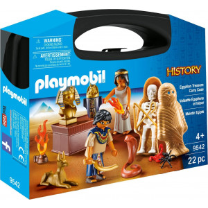 Playmobil Maxi Βαλιτσάκι Αρχαία Αίγυπτος 70108 #787.342.007, narlis.gr