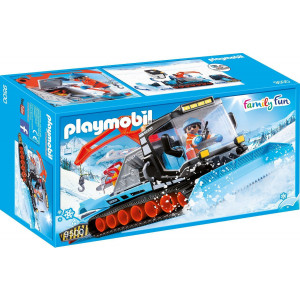 Playmobil Όχημα Χιονιού Με Ερπύστριες (9500)