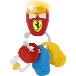 Chicco Κλειδιά με Ήχο Ferrari Scuderia