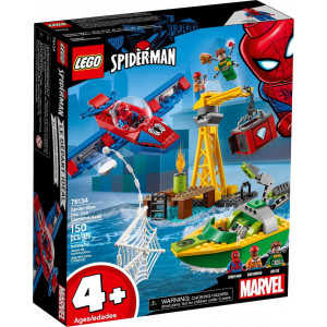 Lego Spiderman 76134
