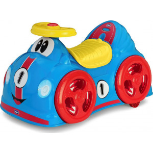 Chicco Αυτοκινητάκι Γύρω Γύρω 'Όλοι (Blue)