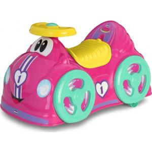 Chicco Αυτοκινητάκι Γύρω Γύρω 'Όλοι (Ροζ)
