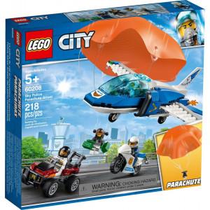 LEGO City Sky Police Parachute Arrest 60208 793.342.032