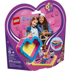 LEGO Friends Olivia's Heart Box 41357