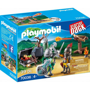 Playmobil Starter Pack Μονομαχία Ιπποτών 70039