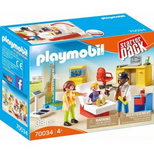 Playmobil Παιδιατρείο 70034 #787.342.385, narlis.gr