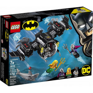LEGO Super Heroes Batman 76116