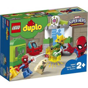 LEGO Duplo Spider-Man vs Electro 10893 793.342.030