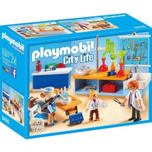 Playmobil Τάξη Χημείας 9456 #787.342.236, narlis.gr