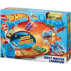 Hot Wheels Αγωνιστικές Πίστες 2 Σχέδια