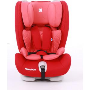 Κάθισμα Αυτοκινήτου Kikka boo Viaggio 9-36kg Red