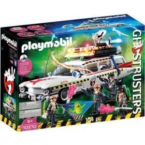 Playmobil Ghostbusters Ecto 1A 70170 Κωδ. 787.342.254