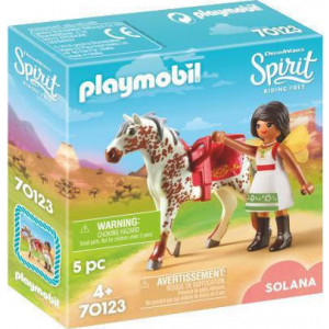 Playmobil Η Ακροβάτης Σολάνα 70123 narlis.gr