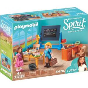 Playmobil Η Τάξη της Δεσποινίδας Φλόρες 70121 #787.342.250
