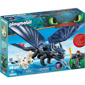 Playmobil Ο Φαφούτης κι ο Ψάρης με ένα Δρακούλη 70037 Κωδ. 787.342.011