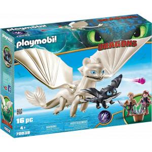 Playmobil, Η Λευκή Οργή και ένας Δρακούλης 70038 παιδικά παιχνίδι narlis.gr