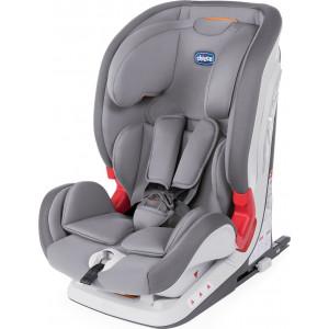 Παιδικό Κάθισμα Αυτοκινήτου Chicco YOUniverse Fix Pearl Grey 9-36kg