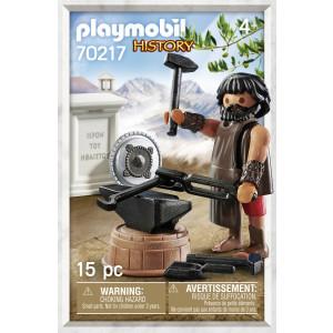 Playmobil Θεός Ήφαιστος 70217 narli