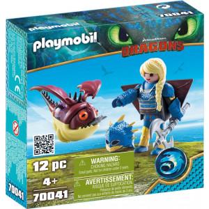 Playmobil Άστριντ Με Φτεροστολή 70041 narlis.gr