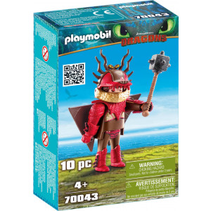 Playmobil Μύξαρχος με Φτεροστολή 70043 narlis.gr