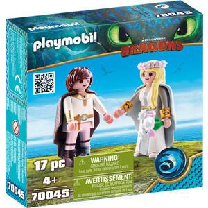Playmobil Γαμήλιο Ζευγάρι Άστριντ και Ψάρης 70045 narlis.gr