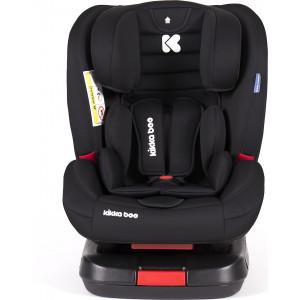 Κάθισμα Αυτοκινήτου Kikka boo 4 Strong Isofix 0-36kg Black