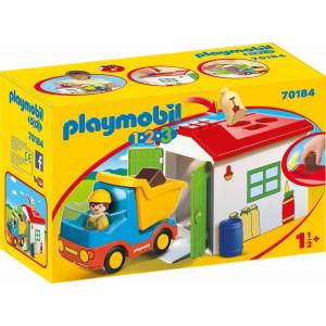 Playmobil Φορτηγό Με Γκαράζ 70184, narlis.gr