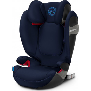Cybex Solution S-Fix Indigo Blue (#783.320.002#) Ζητήστε προσφορά