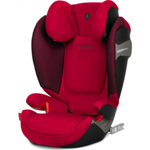 Cybex Solution S-Fix Ferrari Racing Red (#783.320.010#)