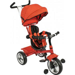 Just Baby Τρίκυκλο Ποδηλατάκι Leader 3 JB-2430 Red, narlis.gr