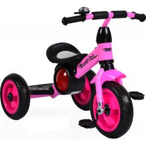Moni Byox Τρίκυκλο Ποδηλατάκι Bonfire, Pink 3800146241896, narlis.gr