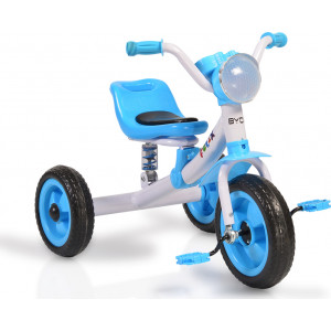 Moni Byox Τρίκυκλο Ποδηλατάκι Felix Blue 3800146242367, narlis.gr