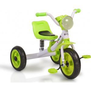 Moni Byox Τρίκυκλο Ποδηλατάκι Felix, Green 3800146242381, narlis.gr
