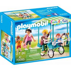 Playmobil Oοικογενειακό Ποδήλατο 70093 narlis