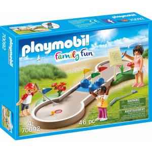 Playmobil Μίνι Γκολφ 70092 narlis