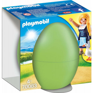 Playmobil Αγρότισσα Με Χήνες 70083 narlis.gr