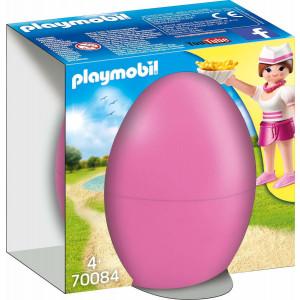 Playmobil Σερβιτόρα Fast Food 70084 narlis.gr